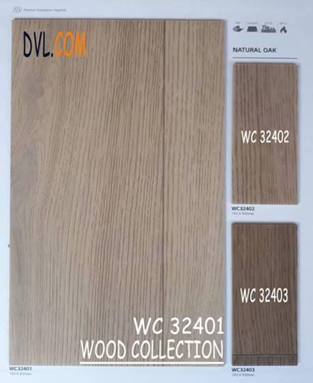 Wood Collectin Vinyl - Lantai Vinyl Rumah Lakit Motif Kayu